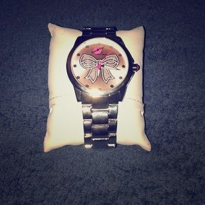 LUV BETSEY BY BETSEY JOHNSON Women's Watch
